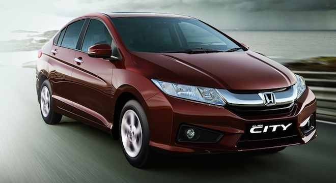 Honda Cars Price List - USA 2015