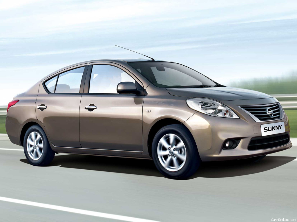 Nissan New Sunny XE (Diesel)