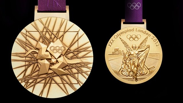 Making of London Olympics 2012 Medals - Design and