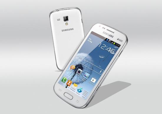Samsung Galaxy S Duos - Dual SIM Mid price Smartphone