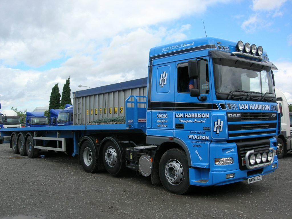 Choosing the Right Commercial Truck