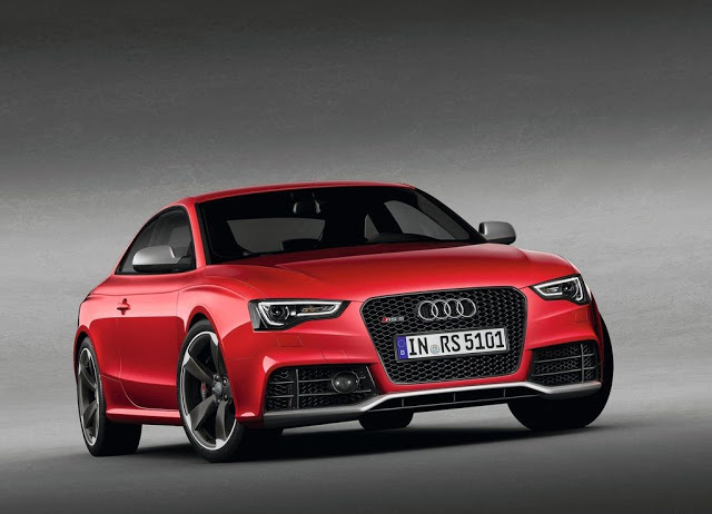 Audi RS5 Coupe (Petrol)