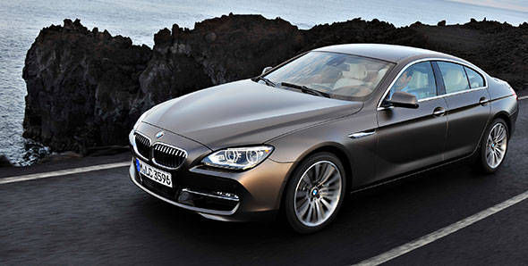 BMW 6 Series 640d Design Pure Experience(Diesel)