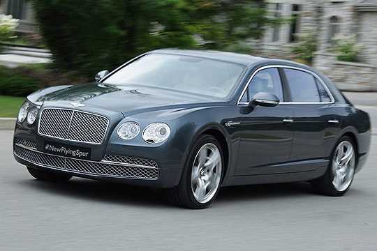 Bentley Continental Flying Spur W12 (Petrol)