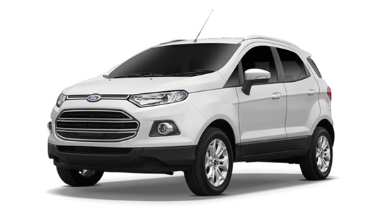 Ford EcoSport Trend 1.5 Ti-VCT (Petrol)
