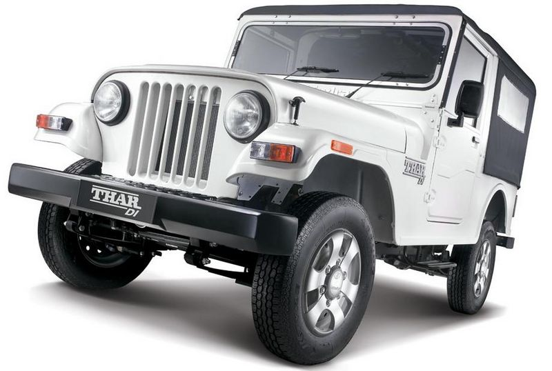 Mahindra Thar CRDe 4WD (Diesel) Car Review, Specification, Mileage