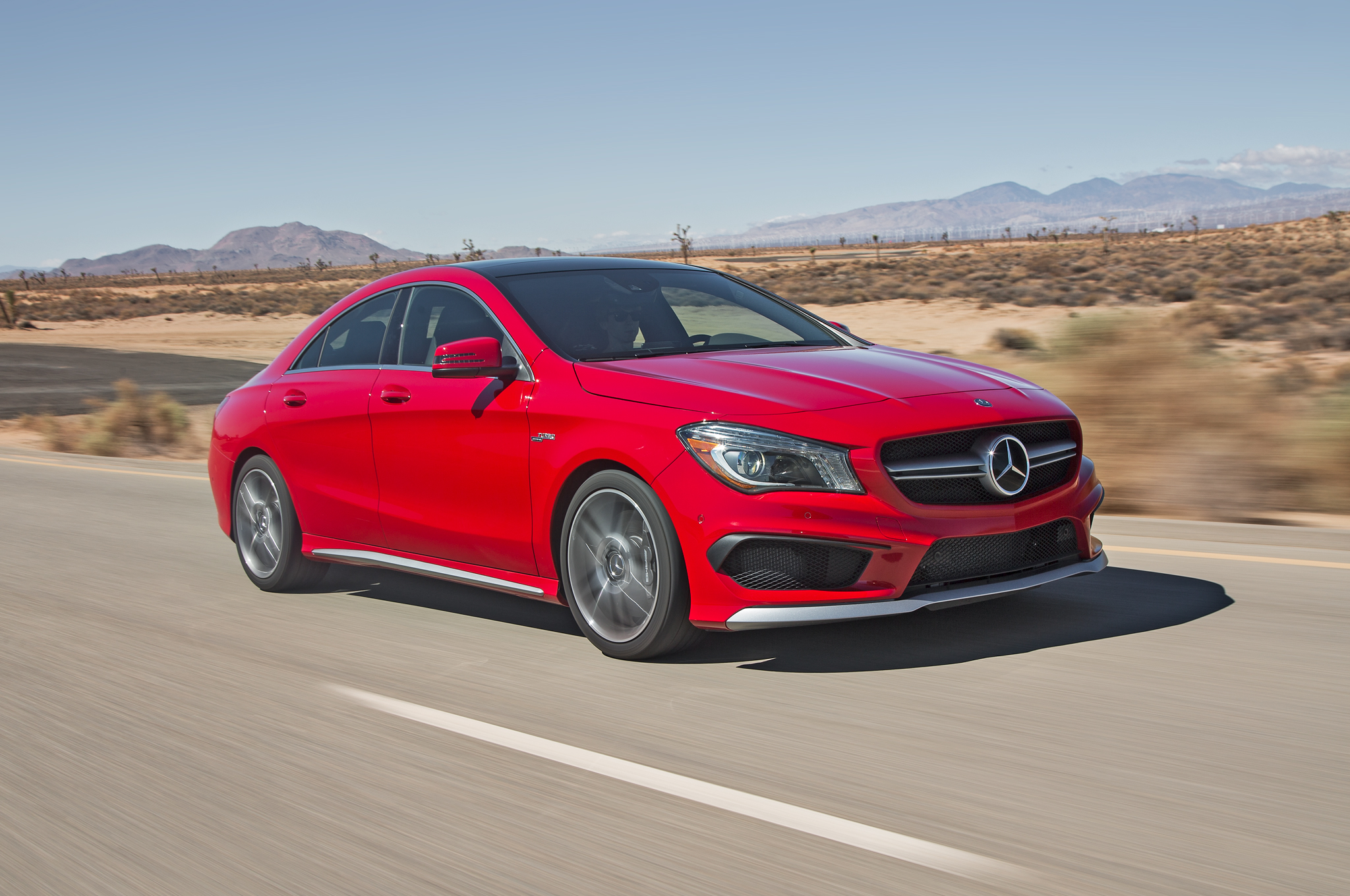 mercedes benz cla 45 amg petrol car review specification mileage and price surfolks. Black Bedroom Furniture Sets. Home Design Ideas