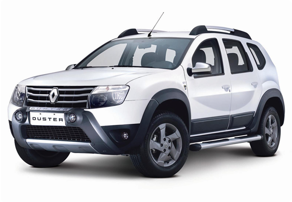 Renault Duster 110 PS RxL AWD (Diesel)