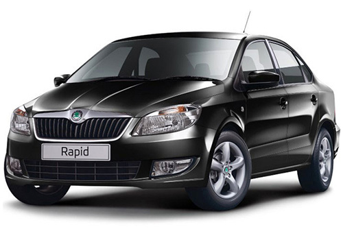 Skoda Rapid 1.6 MPI Elegance Black Package (Petrol)