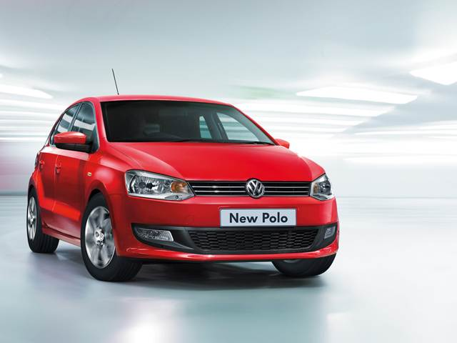 Volkswagen Polo 1.2L Highline (Petrol)