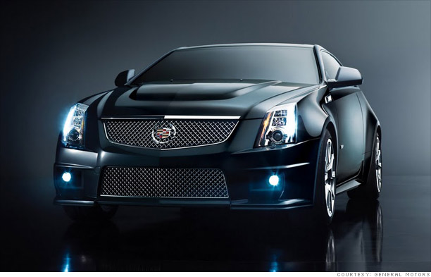Cadillac Cars Price List - USA 2015