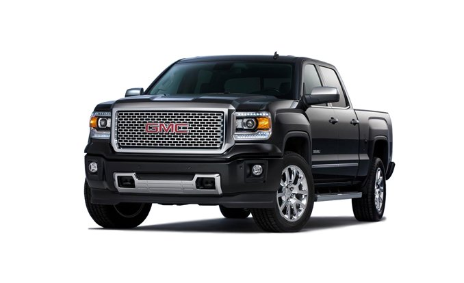 GMC Cars Price List - USA 2015