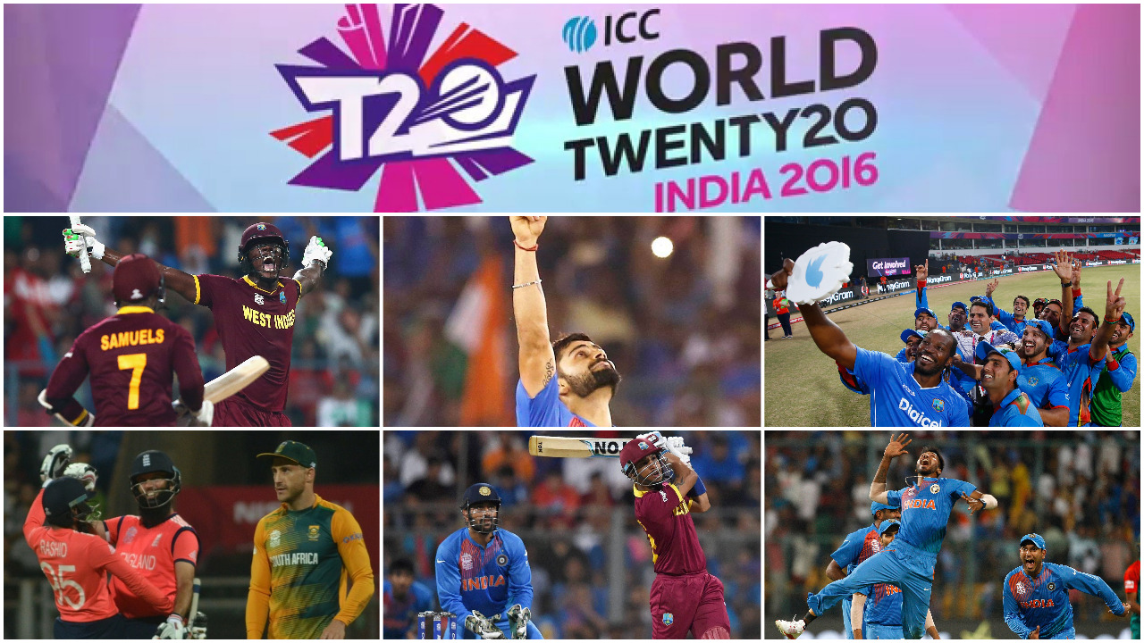 Best of ICC Men's WT20 - India 2016