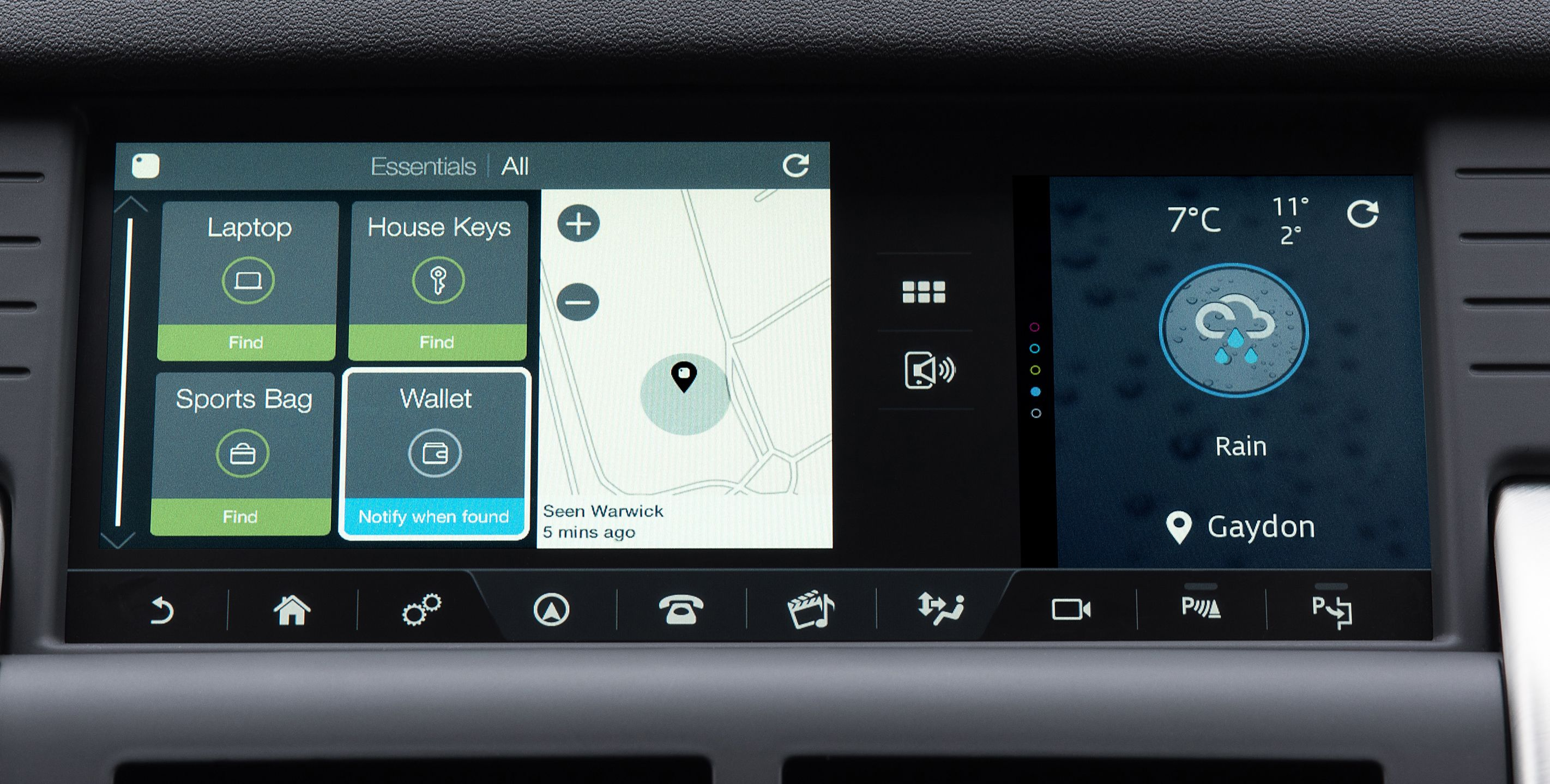 Jaguar partners with Tile to retrieve Car Keys and Wallets