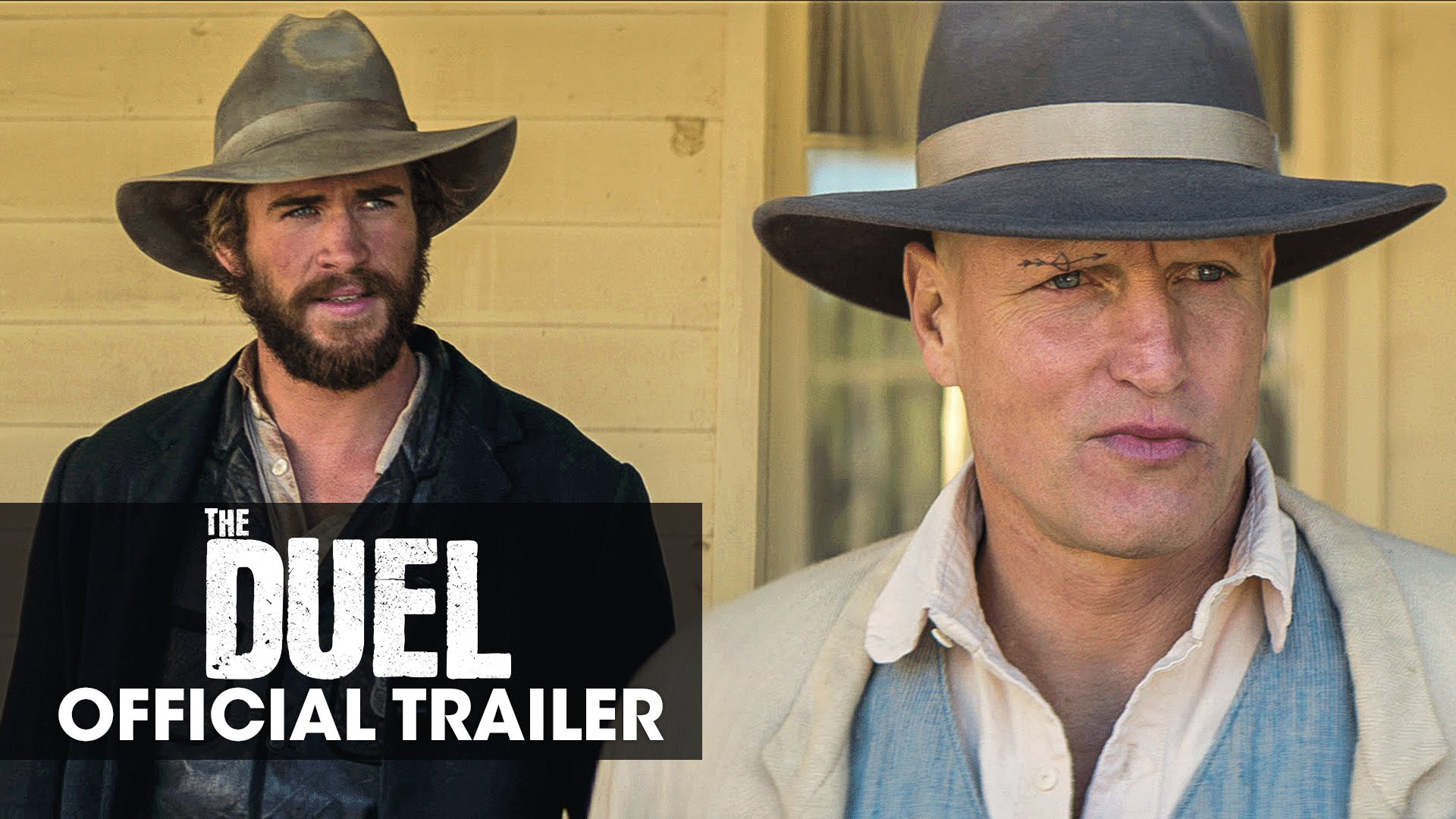 The Duel 2016 Trailer