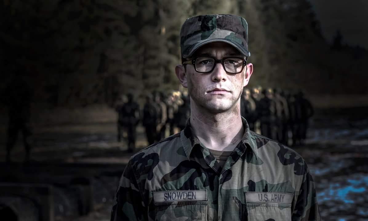 Watch Snowden The Official Trailer