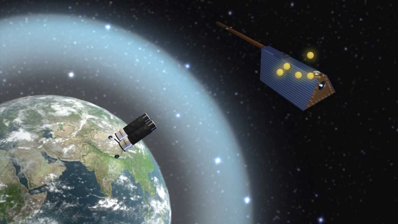 China all set to launch world's first quantum satellite