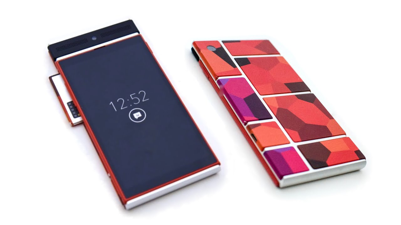 Customize your phone as you like - Google's Modular smartphones will hit markets in 2017 Project ARA Featured