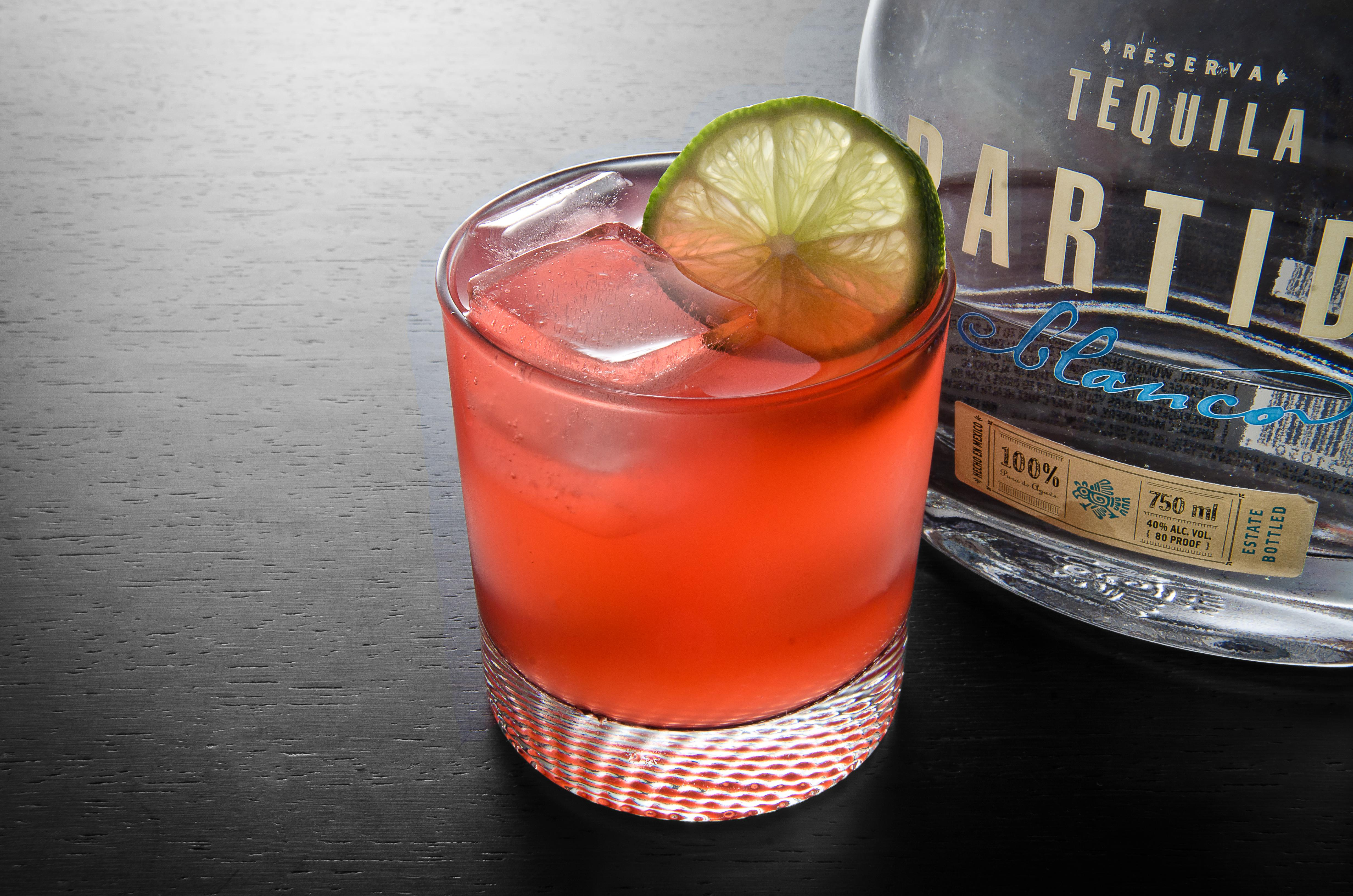 How to make a watermelon cocktail