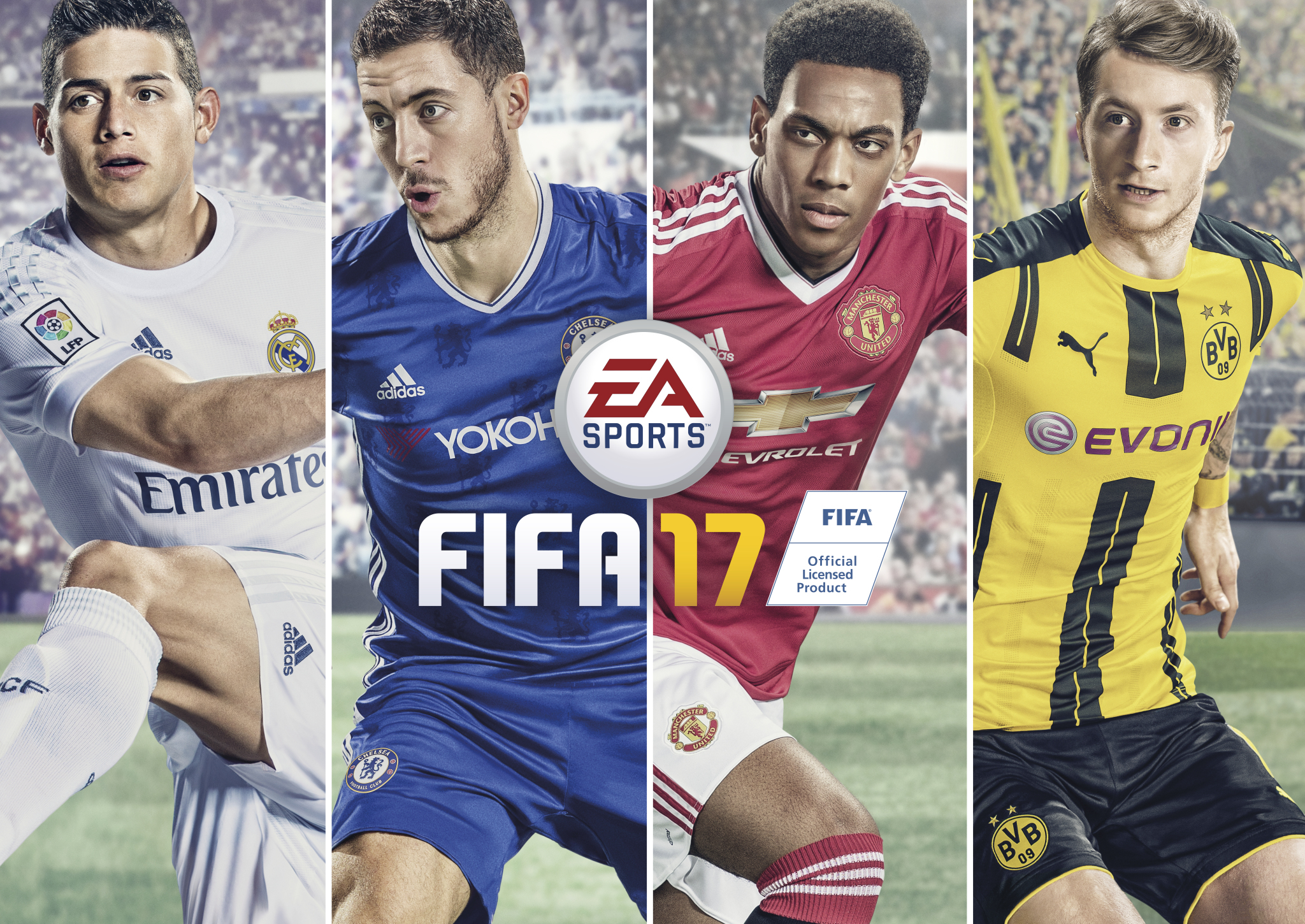 FIFA 17 to hit stores on September 27 Pre-Order Yours