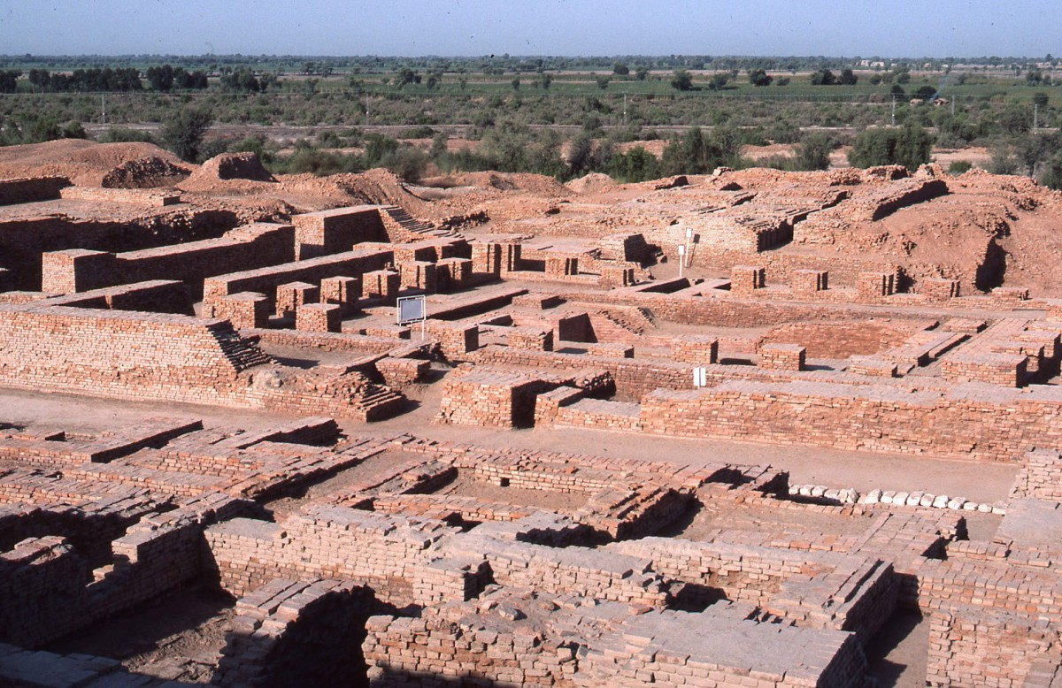 Indus Valley Civilization is 8000 Years Old and the most ancient of all civilizations