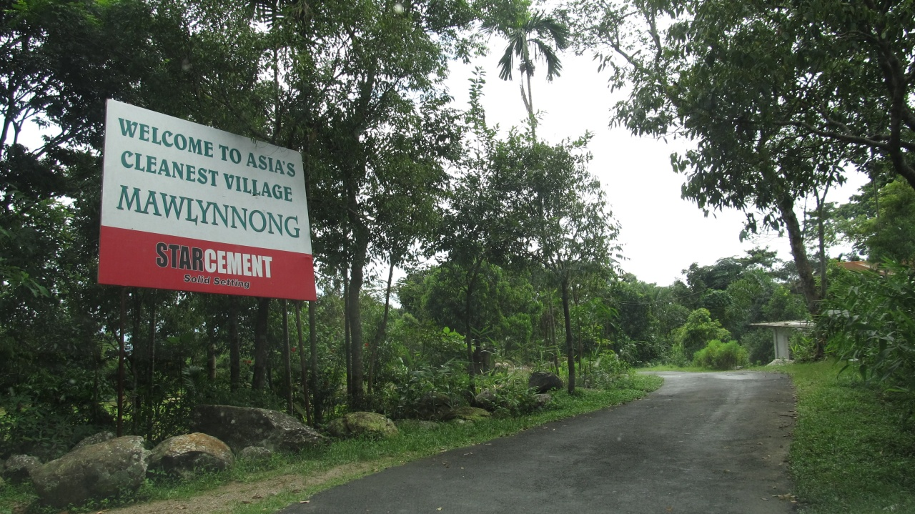 Know the Cleanliest village of India Mawlynnong, Meghalaya