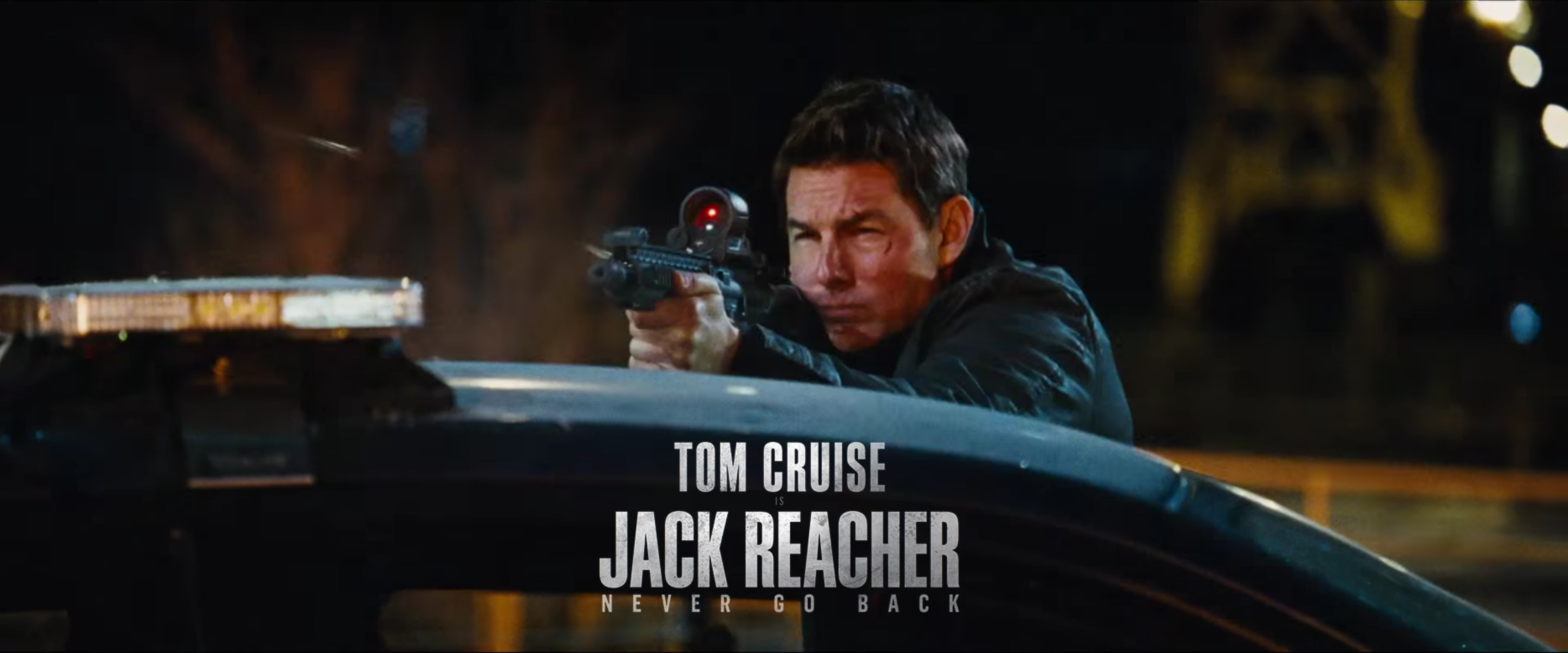 Watch Official Trailer Jack Reacher 2 Never Go Back Tom Cruise, Cobie Smulders Edward Zwick Paramount Pictures