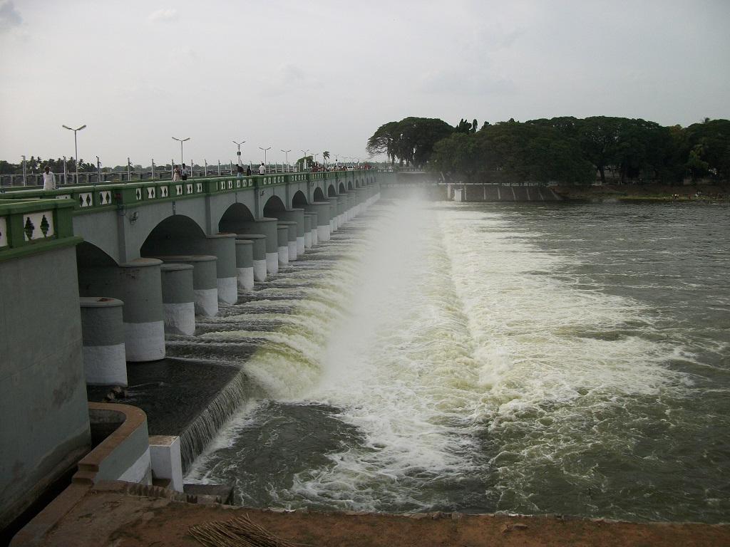 Get to know The Pioneer of all Dams The 2000 year old TamilNadus Kallanai Dam The Grand Anicut Featured