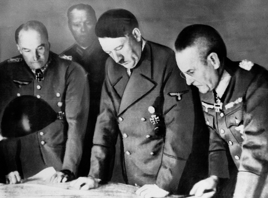 Hitler Military Blunders World War 2 Images