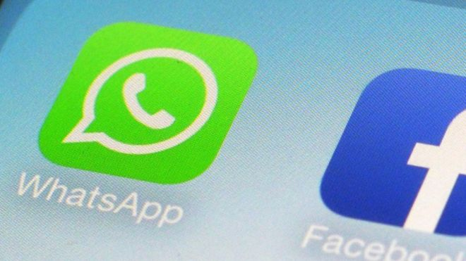 WhatsApp a social messaging application