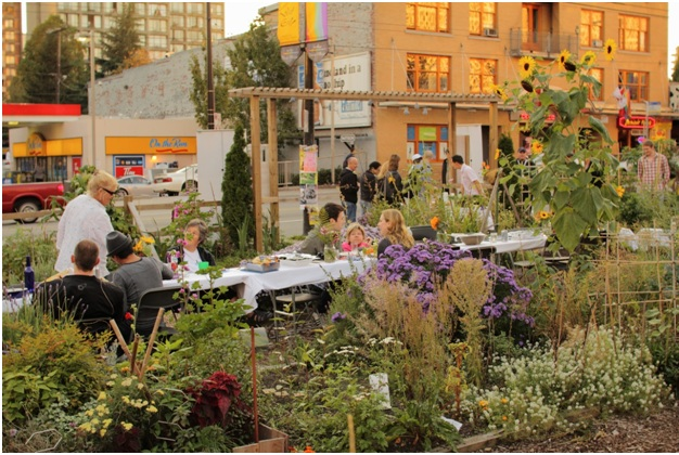Community Gardens Are Popping Up Everywhere