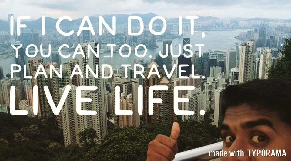 Just Plan Your Travel