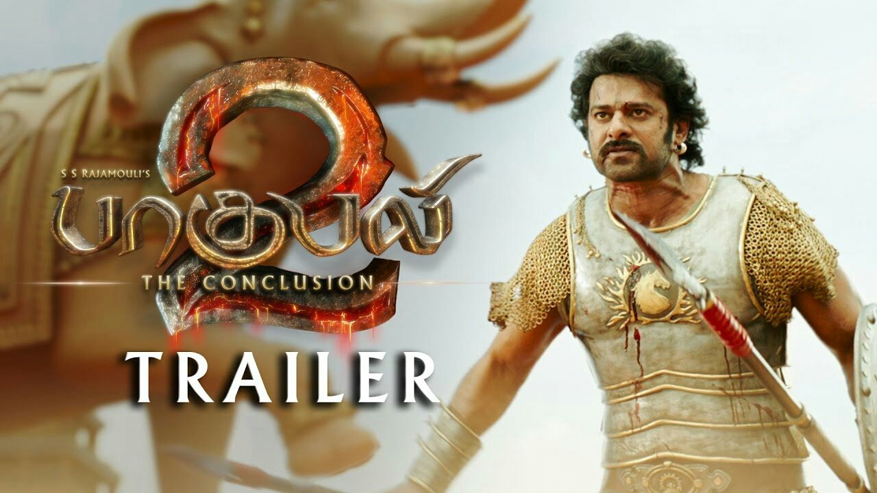 "The Wait is Over - ""Baahubali: The Conclusion"" Trailer is Here"