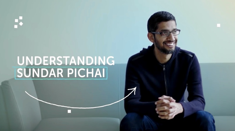 SUNDAR PITCHAI COMPLETING TWO YEARS AS GOOGLE CEO – THINGS YOU SHOULD KNOW TO SUCCEED IN LIFE