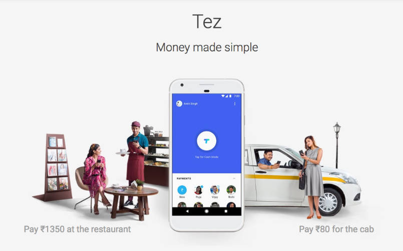 MUCH AWAITED GOOGLE SMARTPHONE PAYMENTS APP LAUNCHED FOR INDIAN USERS