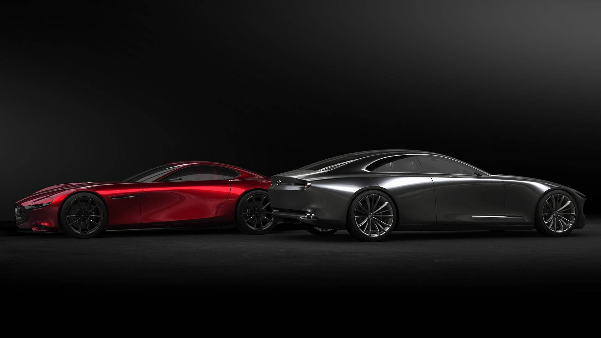 The Vision Coupe & Kai Concept Revealed at Tokyo Motor Show 2017