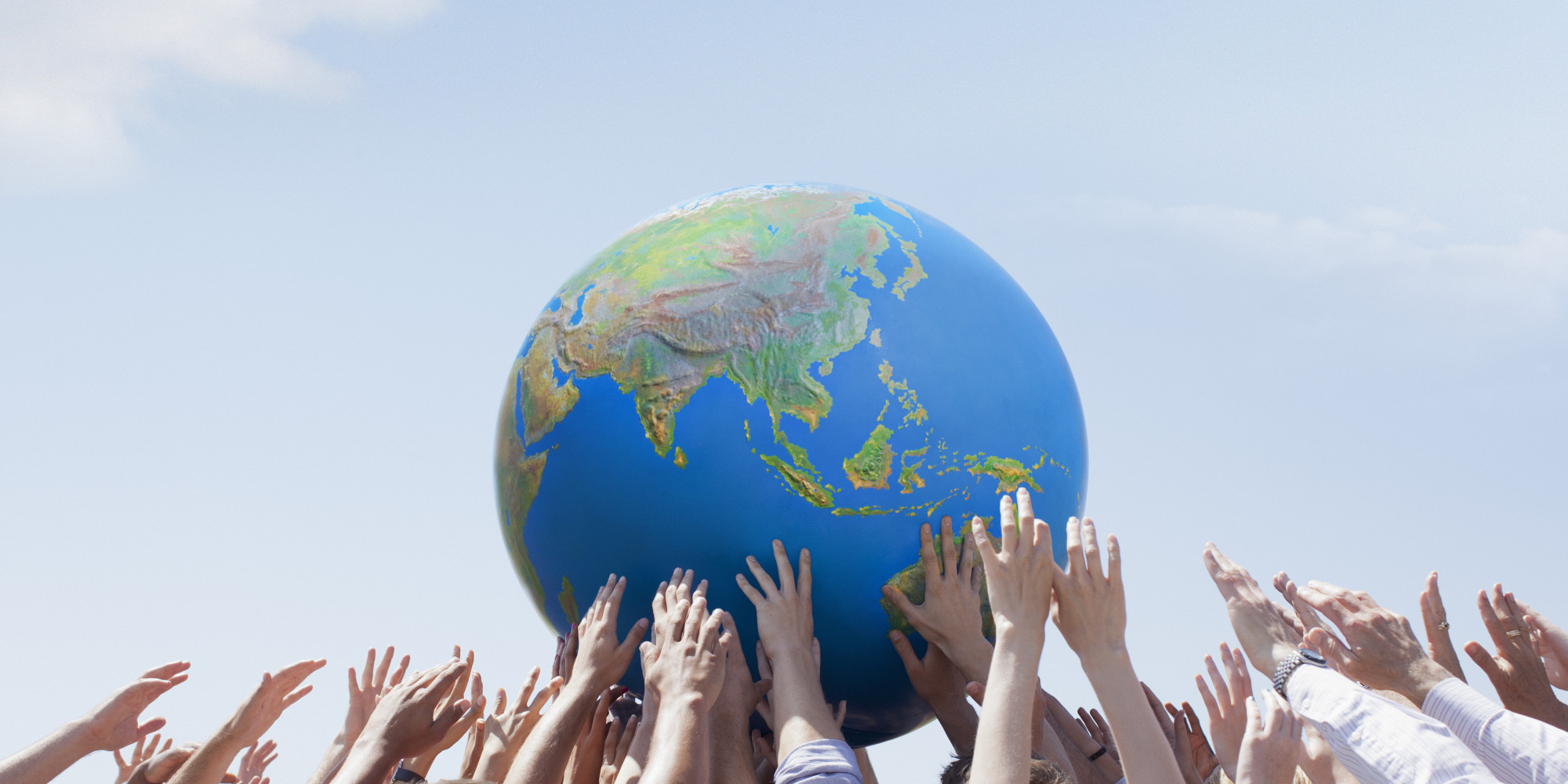 HOW GLOBALIZATION IS SHAPING US FOR THE FUTURE AND WHAT YOU SHOULD DO ABOUT IT?