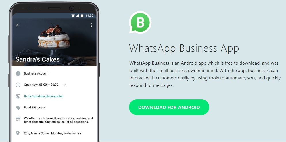 FACEBOOK OWNED WHATSAPP ROLLS OUT FREE WHATSAPP FOR BUSINESS BETA APP – 5 MINS READ