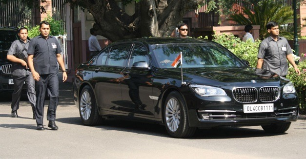 GENERAL KNOWLEDGE – CHECK OUT THE CARS USED BY TOP INDIAN OFFICIALS