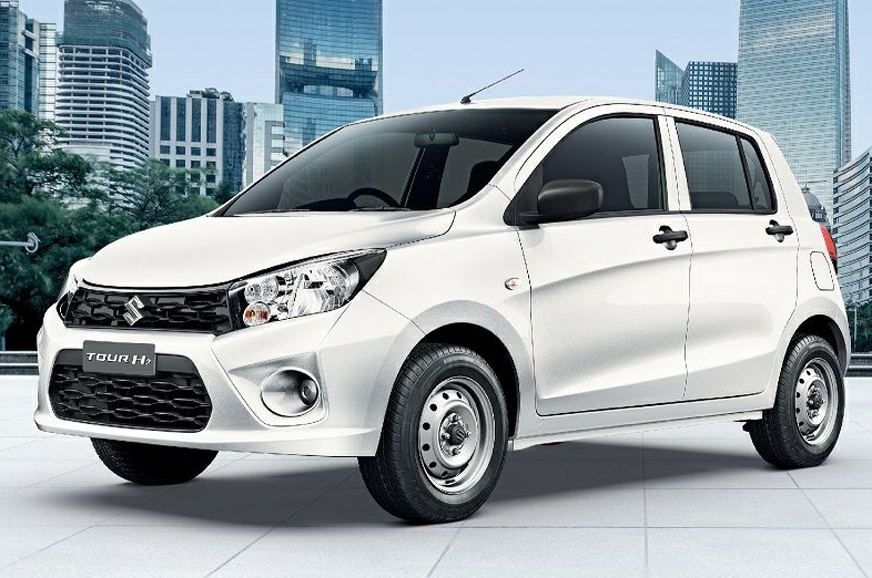 MARUTI SUZUKI ROLLS OUT NEW CELERIO TOUR H2 AT JUST 4.21 LAKH IN INDIA