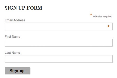 classic-signup-form
